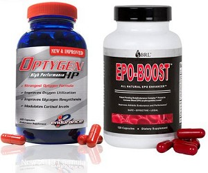 2014 EPO-BOOST, Optygen HP Combo Pack (Combo Pack Optygen HP EPO-BOOST)