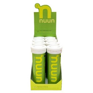 NUUN Hydration Active Drink Tablets 8 Tube Pack / 12 Tabs