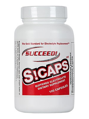 SUCCEED S Caps Electrolyte Caps