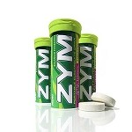 ZYM Endurance Electrolyte Drink Tabs Lemon Lime - Box of 12 Tubes